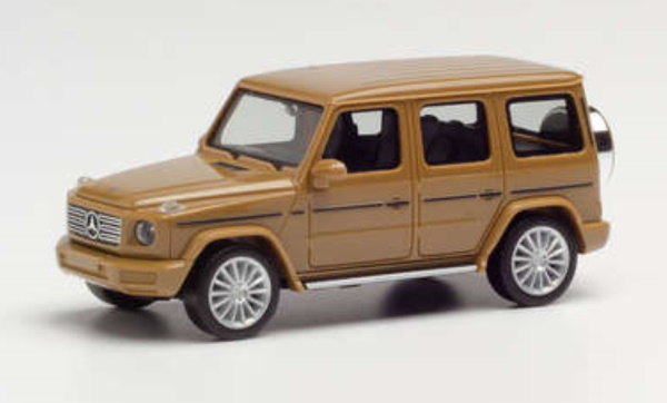 RailRoad Modeling : Herpa: MB G-Klasse