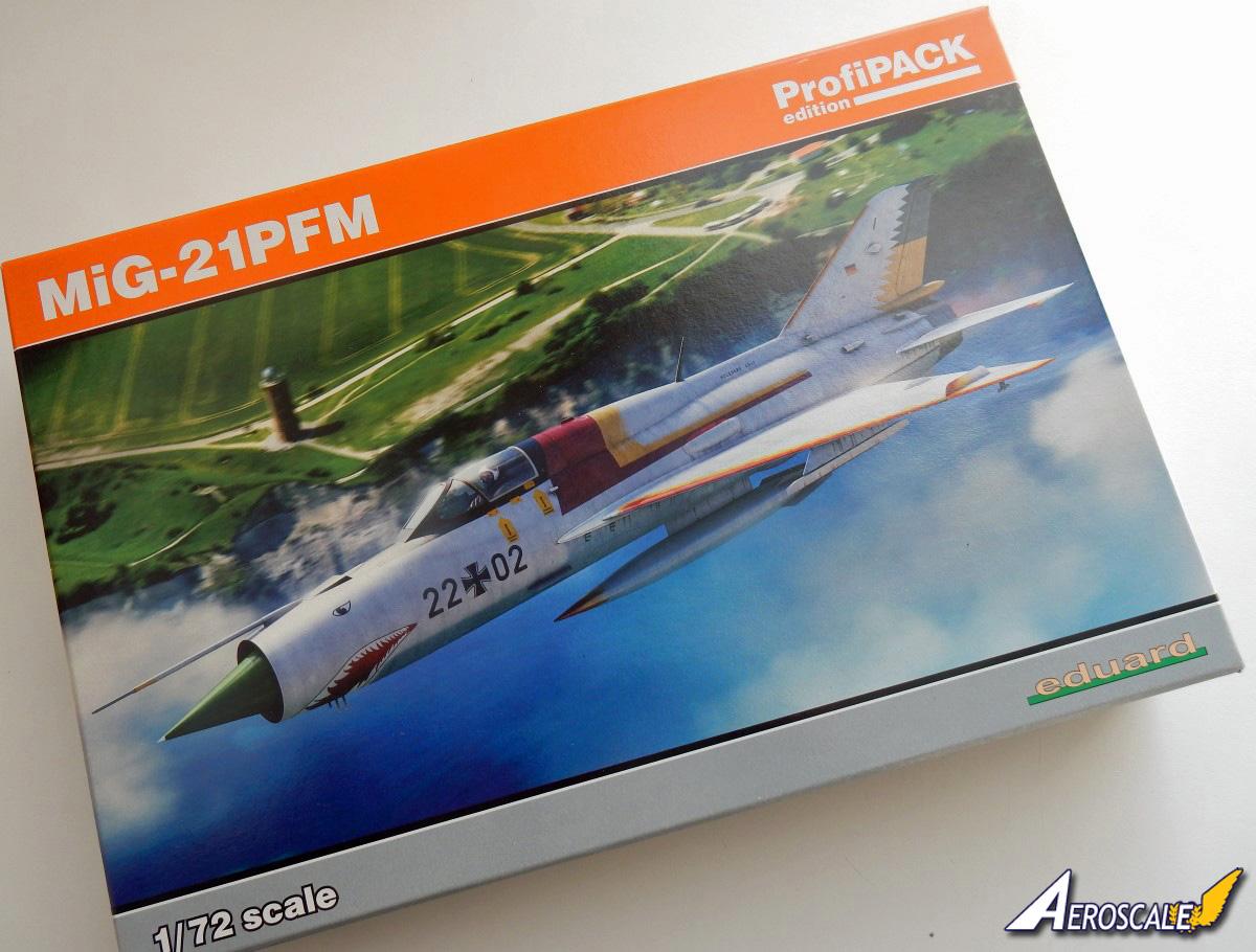 AeroScale : Eduard: MiG-21PFM