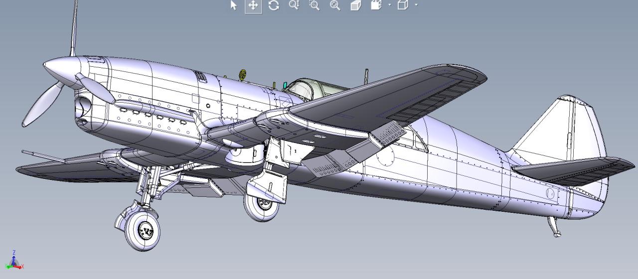 AeroScale : Dora Wings: Caudron CR.714 Update