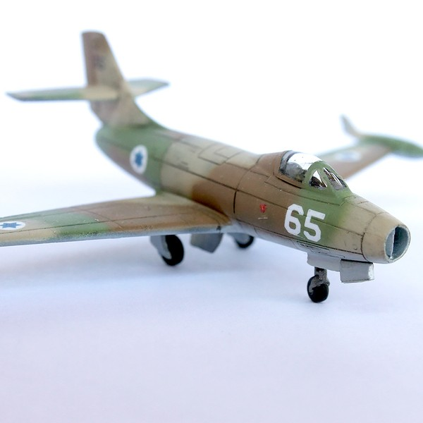 1/144  Dassault MD.450 OURAGAN - Miniwing